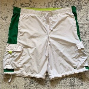Nike swim trunks XXL